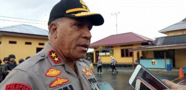 Bentrok Oknum TNI Dengan Polri, Dua Polisi Tewas di Papua