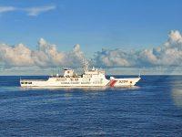 China Perintahkan Penjaga Pantainya Tembak Kapal Asing