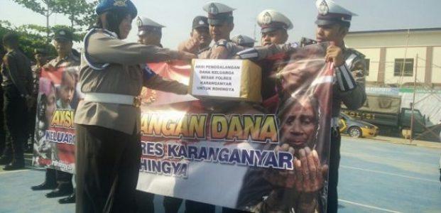 Akan Menjadi Percontohan Nasional, Donasi Rohingya di Jawa Barat