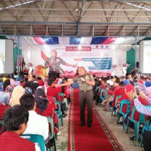 Pangkostrad Motivasi Ribuan Pelajar di Binjai