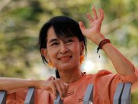 Kudeta Militer Pemimpin Myanmar Aung San Suu Kyii Ditahan