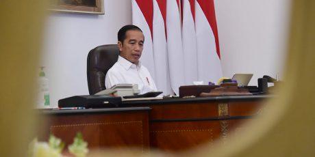 Jokowi Minta Masyarakat Waspada Gempa Bumi