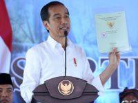 Jokowi Terima Laporan Mafia Tanah Masih Berulah