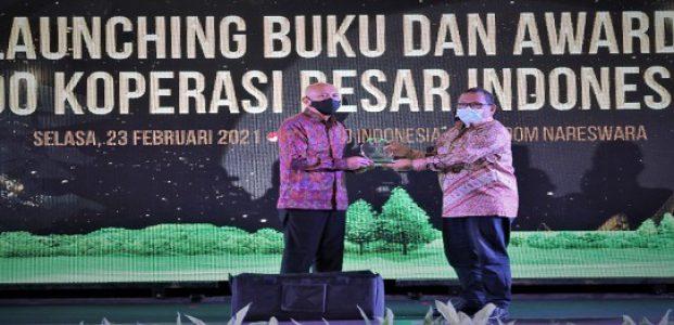 100 Koperasi Besar Indonesia Miliki Akumulasi Aset Rp66,6 Triliun