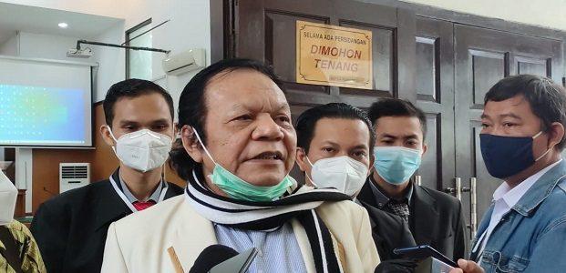 Praperadilan Gugur, Habib Rizieq Ajukan Judicial Review