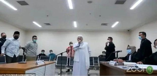 KY Laporkan HRS Karena Dituduh Rendahkan Pengadilan