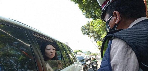Kena Ganjil-Genap, Wakil Rakyat PSI: Akan Protes