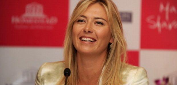 Sharapova Simpan Hasrat Jadi Bintang Film