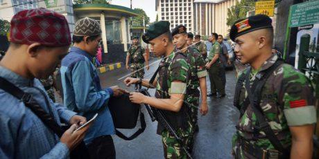 Libatkan TNI Jaga Ketukunan Umat  Menag Ditegur DPR