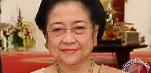 Megawati: Kader PDIP Harus Beridiologi Pancasila
